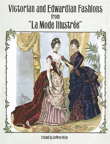 [Victorian and Edwardian Fashions from