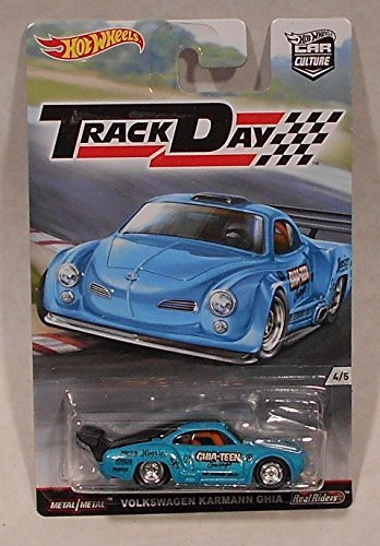 Hot Wheels Car Culture Real Riders Track Day 4/5 -
