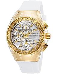Technomarine TM-115384 Womens Cruise Glitz Quartz Gold Chronograph