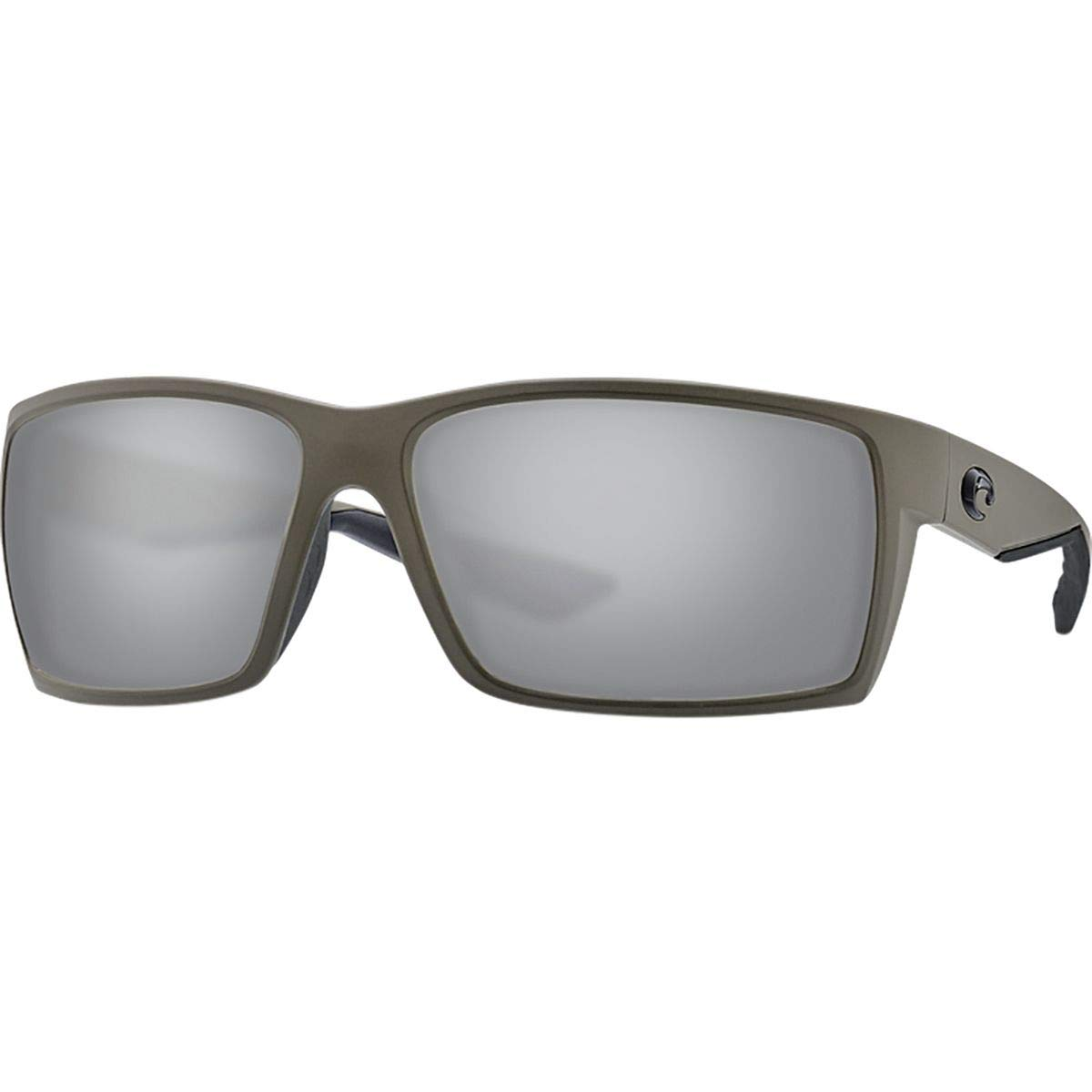 Costa Reefton 580p Polarized Sunglasses Moss Gray 580p One Size At