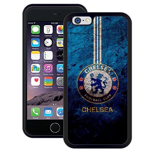 Chelsea   Handgefertigt   iPhone 6 6s (4,7')   Schwarze TPU Hülle