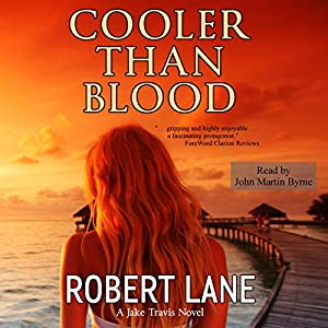 Cooler than Blood Audiobook