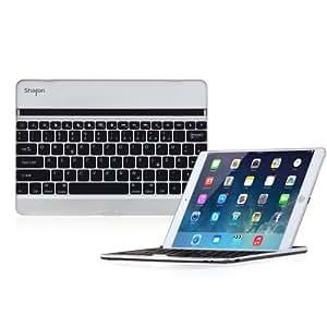 Sharon SI54180 Apple iPad Air Ultrathin Keyboard con teclado   Aluminio   Keyboard (en alemán, QWERTZ)   Función
