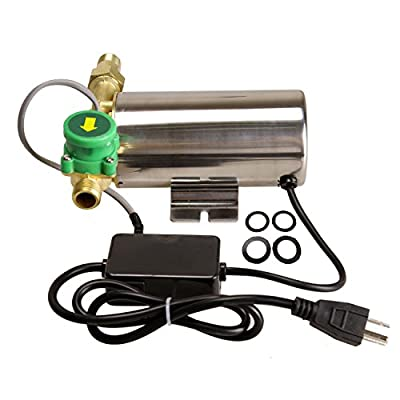 PanelTech 90W 110V Electronic Automatic Home Shower Washing Machine Water Booster Pump 87PSI