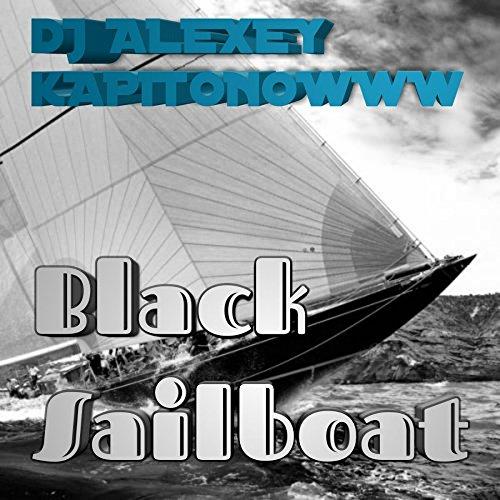 Black Sailboat (Black Sailboat)