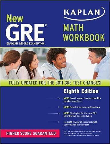 Kaplan Gre Maths Book