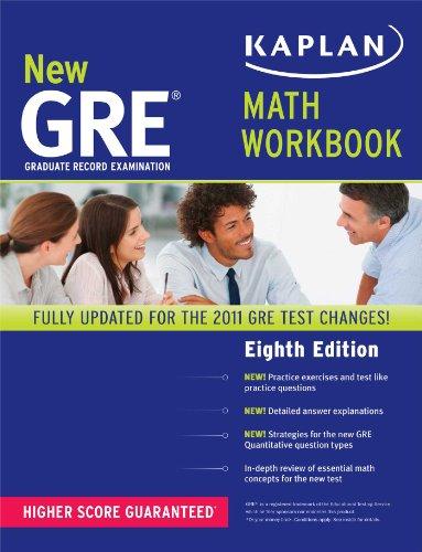 New GRE Math Workbook (Kaplan GRE)