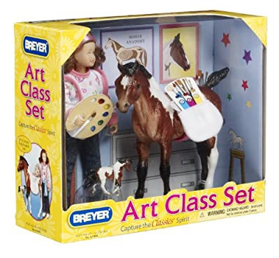 Breyer Art Classic Set by Breyer
