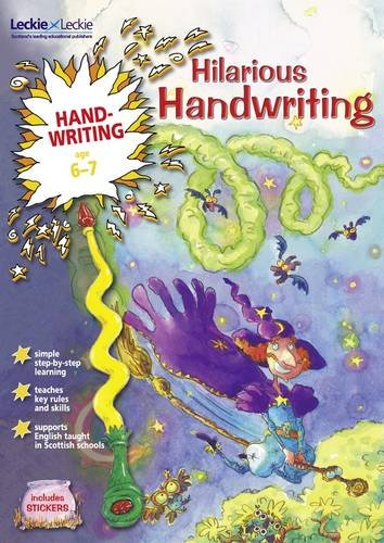 HILARIOUS HANDWRITING 6 7           (Leckie): Age 6-7 Louis Fidge