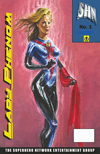 Lady Phenom Comic Issue No. 1 -