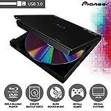Pioneer BDR-XD07B Portable Burner & DVD Player - 6X
