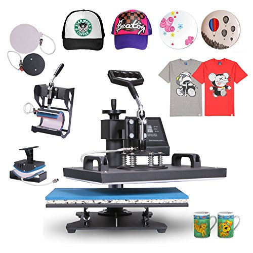 List of the Top 10 heat press cup attachment large you can buy in 2019