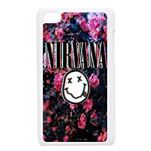 American Rock band Nivana poster Hard Plastic phone Case Cover FOR IPod Touch 4 XFZ416506
