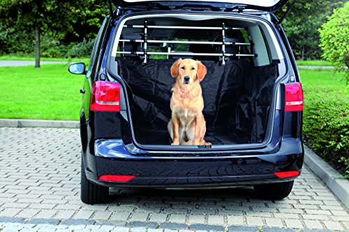 Trixie Car Boot Cover, 2.30 × 1.70 m, Black (Trixie Rock)