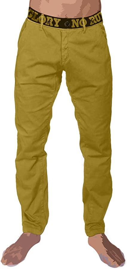 Nograd Fonzi Pantalones, Hombre: Amazon.es: Ropa y ...