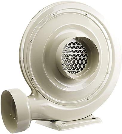 Soplador Centrífugo Ventilador Industrial 220V Extractor De Alta ...
