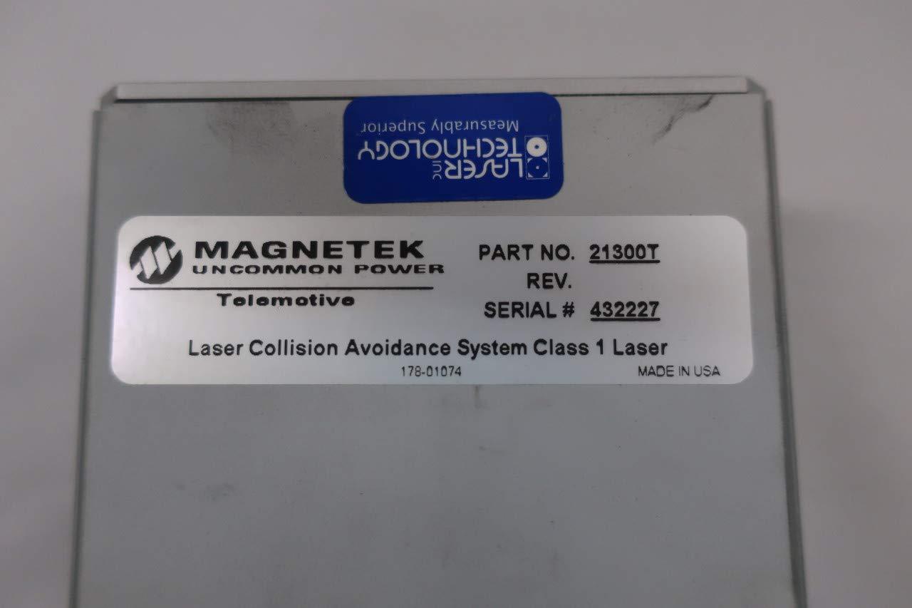 MAGNETEK 21300T Laser