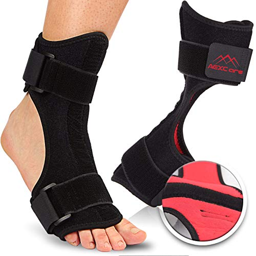 Plantar Fasciitis Night Splint and Support: Adjustable Splin