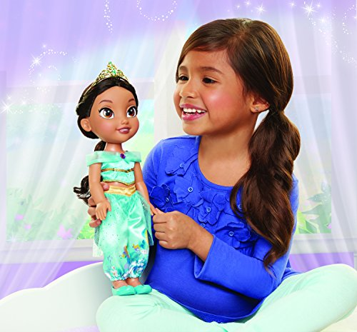 Disney Princess Explore Your World Jasmine Doll Large Toddler for $<!--$19.99-->