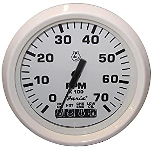 51b2LDYijZL._SY300_ amazon com dress white omc system check tachometer automotive  at panicattacktreatment.co