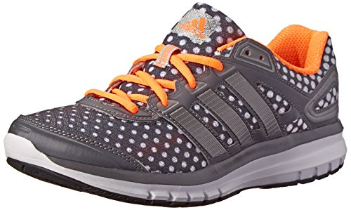 adidas Performance Womens Duramo 6 W Running Shoe Core BlackSharp Grey F11Running White 10 M US