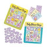 Baby Shower Bingo Game - 8 Players