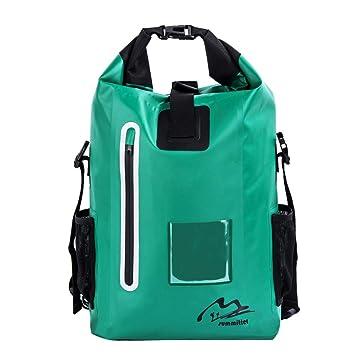 Amazon.com: Summitter-Bolsas secas impermeables mochilas de ...