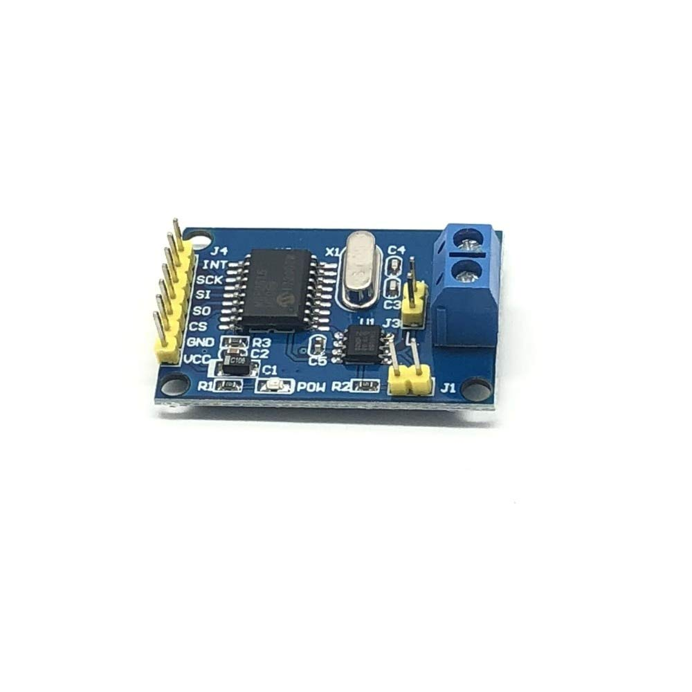 Amazon com: GIMAX MCP2515 Raspberry Pi Can Bus Module