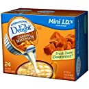 International Delight Coffeehouse Inspirations Caramel Macchiato, 24 Count Single-Serve Coffee Creamers (Pack of 6)