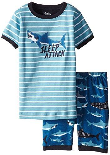 Hatley Little Boys Sharks Pajama
