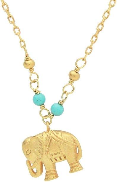 19 mm Jewels Obsession 14K Yellow Gold Umbrella Pendant