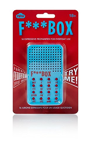 NPW-USA Sound Effects Machine F Box Novelty