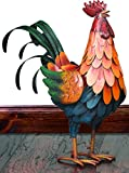 Regal Art & Gift 10190 Golden Rooster Decor, Medium, Multicolor Review