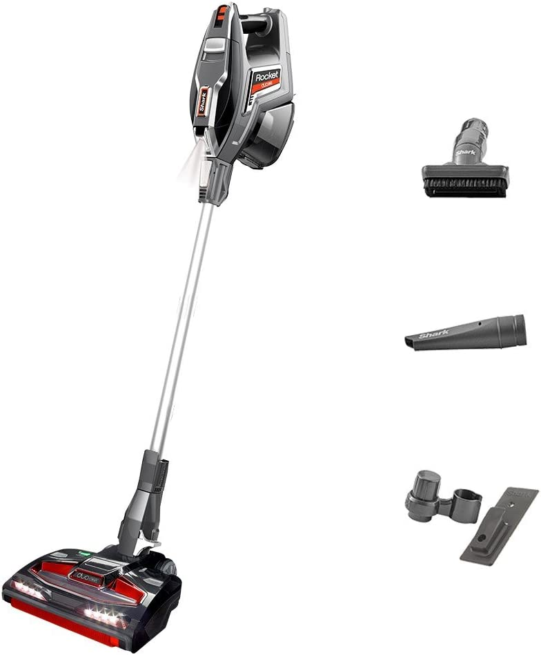 SHARK Rocket Stick Vacuum Cleaner With duoclean Technology hv380eu ...