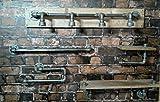 Industrial Bathroom Set- 5 Piece Steampunk Bath Set!!