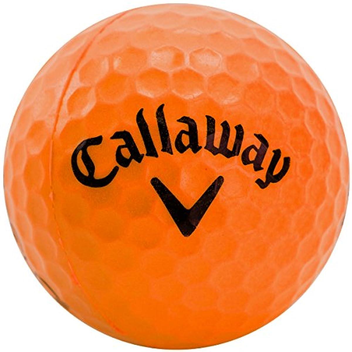 [해외] 캘러웨이고르프 CALLAWAY GOLF 연습 기구 헥스 프랙티스(Practice) 볼 18개 들이