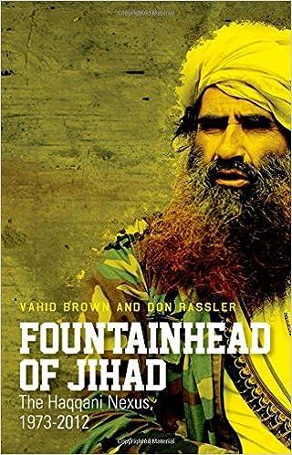 Fountainhead of Jihad 1973-2012 Illustrated Edition The Haqqani Nexus