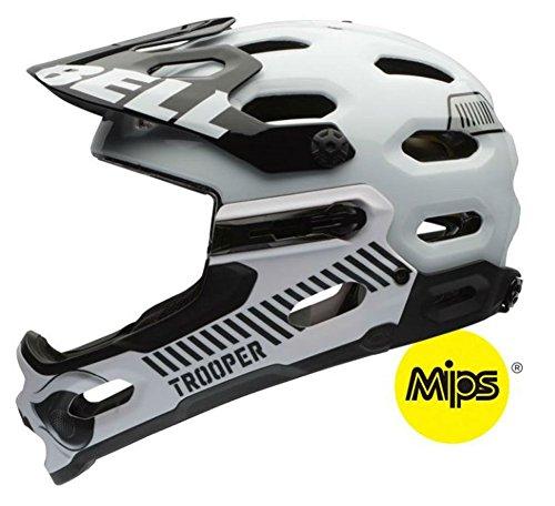 Bell Super 2R Mips Star Wars Helmet Limited Edition Stormtrooper Kopfumfang 58-62 cm 2016 Fullface Helm