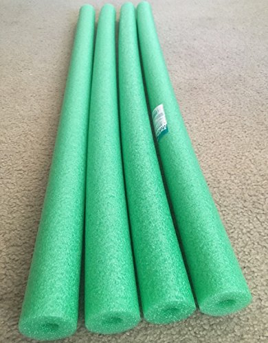 Lot 4x Green Noodle Swimming Pool Noodle therapy water floating foam - To Buy Australia Perth What In