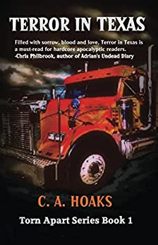 Terror In Texas (Torn Apart Book 1) by [Hoaks, C. A.]