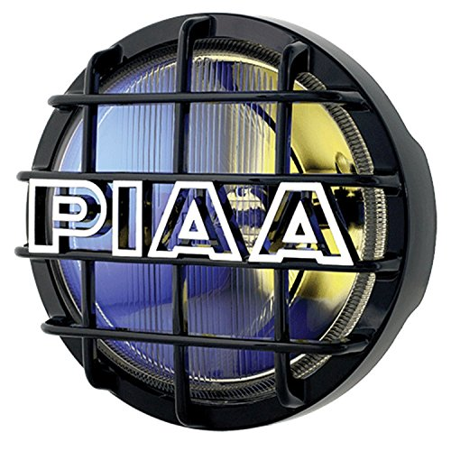 PIAA 5213 520 Series Black Ion Crystal Round Driving Lamp