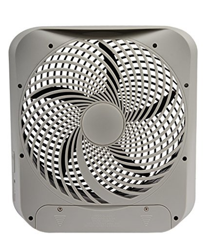 O2cool Treva 10 Inch Portable Desktop Air Circulation
