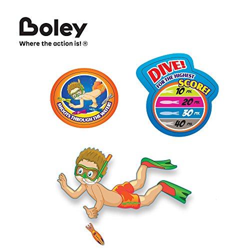 Review Boley 12 PC Sinking