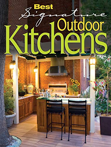Best Signature Outdoor Kitchens (Home Decorating) (Kitchen For Cooking Fireplaces)