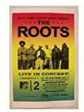 The Roots Tour Poster Washington D.C.