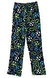 Prince of Sleep Plush Pajama Pants - Fleece PJs for Boys