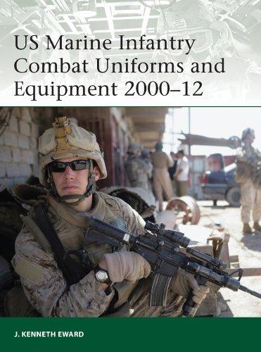 US Marine Infantry Combat Uniforms and Equipment 2000-12 (Elite Book 190)