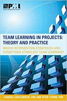 Book Team Learning in Projects: Theory and Practice