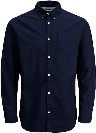 Jack & Jones Jjeoxford Shirt L/S Noos Camisa para Hombre: Amazon.es: Ropa y accesorios