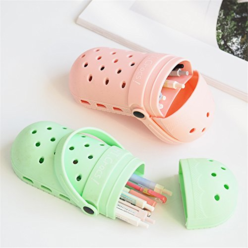 1pcs/set Kawaii Silica gel shoes Shape cute pencil case bag cute school supplies for Students Pencil box